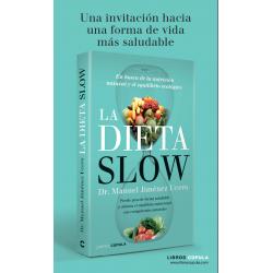 """Libro """"La Dieta Slow"""""""
