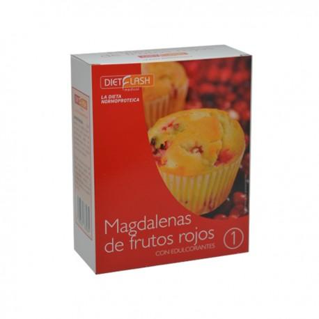 Magdalena frutos rojos