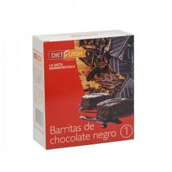 Barritas chocolate negro