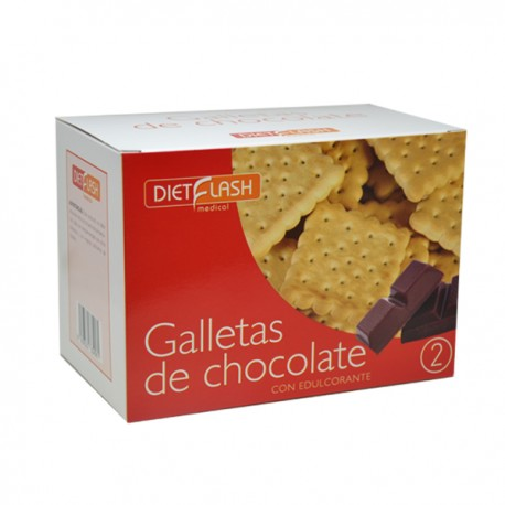 Galletas chocolate low cost
