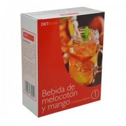 Bebida de melocoton y Mango