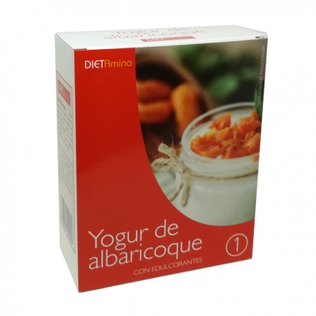 Yogur de Albaricoque