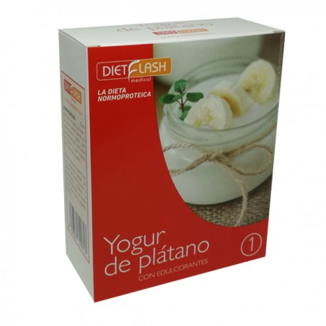 Yogur de Platano