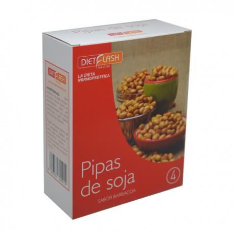 Pipas de soja
