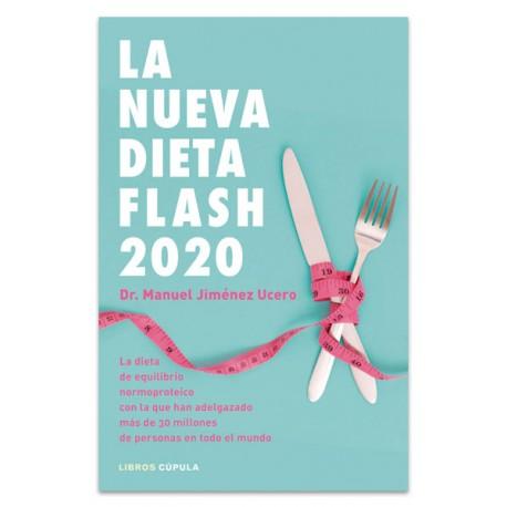 """Libro """"La nueva dieta flash 2020"""""""