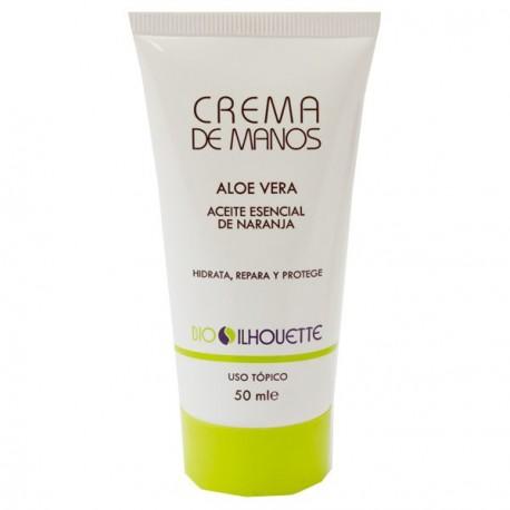Crema de Manos de Aloe Vera