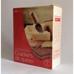 Cracker de queso