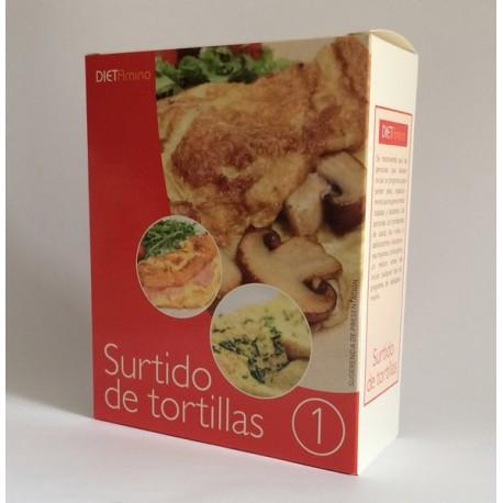Surtido de Tortillas